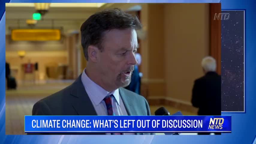 Rucker: Lots Left Out of Climate Change Discussion