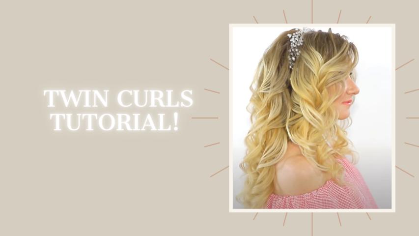 Twin curls tutorial! Farrukh Shamuratov