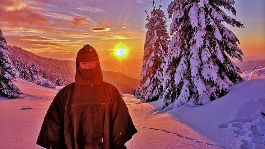 Cele mai friguroase zile la cabană