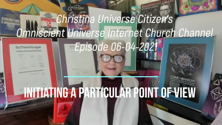 Cuc Ouic Channel Ep 06-04-2021 Initiating A Particular Point Of View-1