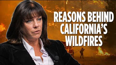 The Reasons Behind California's Wildfire | Lacy Schoen