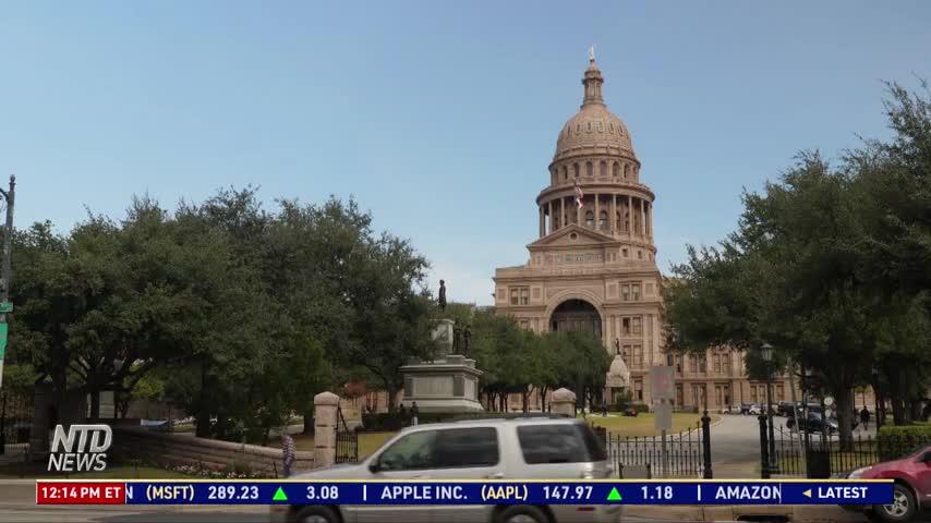 Democrat in Texas Walkout Returns From DC