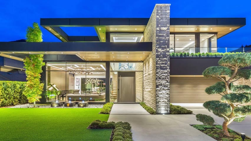 6 Great Modern Homes | Amazing Home Designs | WATCH NOW !