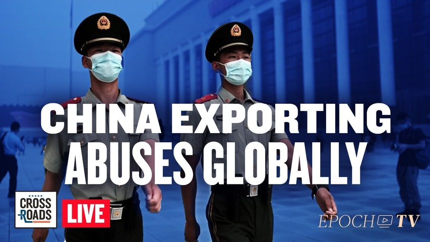 Live Q&A: China Spreads Abuses Globally Through Media Control, Threats; AZ Audit Results Announced