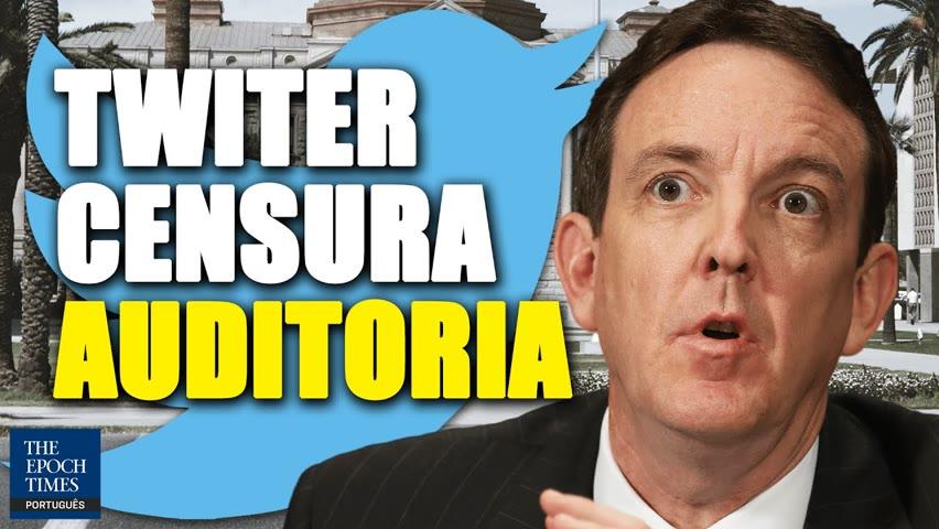 Twitter censura a conta da auditoria eleitoral no Arizona sobre as eleições de 2020