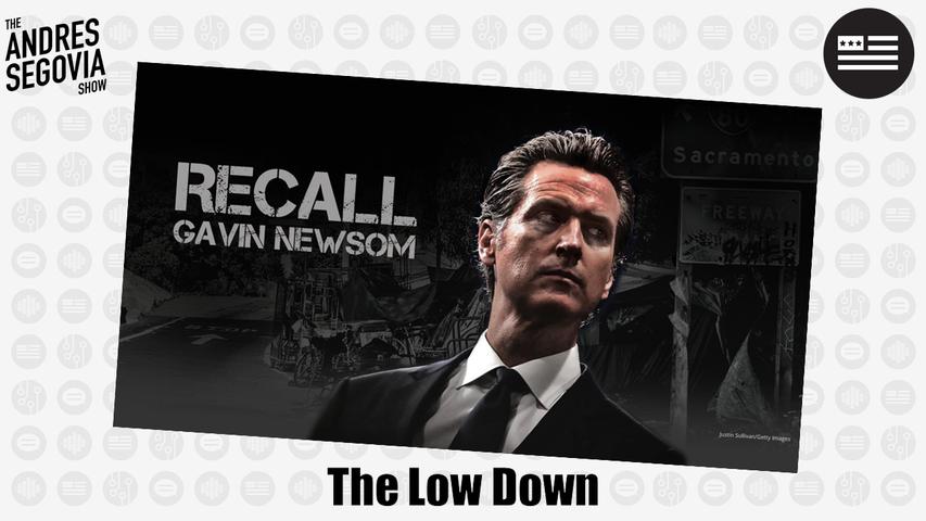 The CA Recall Election Breakdown