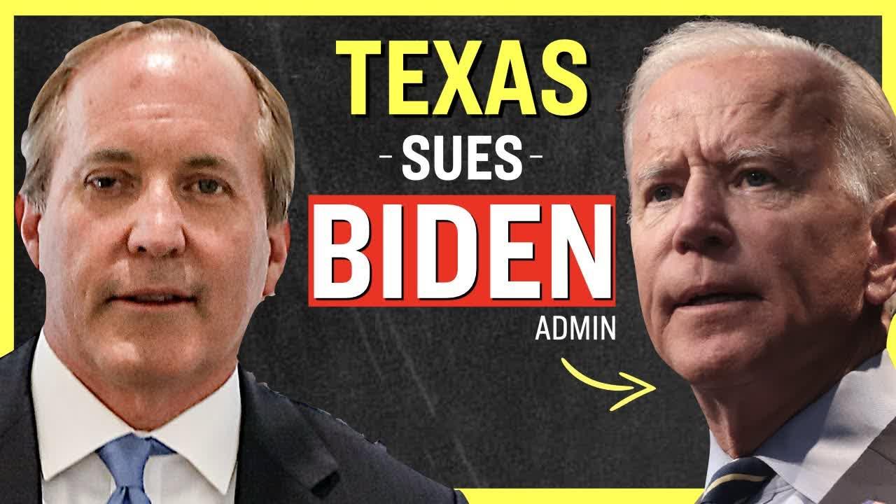 Texas Files Lawsuit Against Biden Administration For Endangering Citizens | Facts Matter