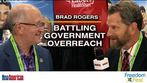 Constitutional County Commissioner Brad Rogers on Battling Government Overreach   FreedomFest 2021