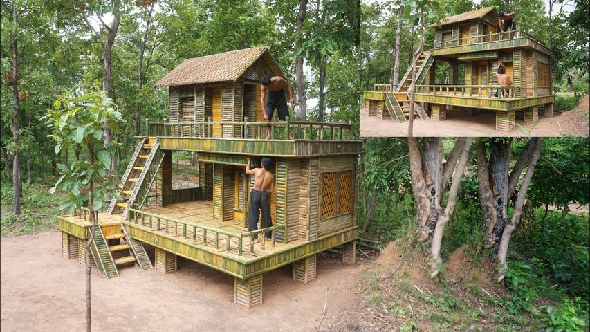 Creative Luxury Villa By Bamboo