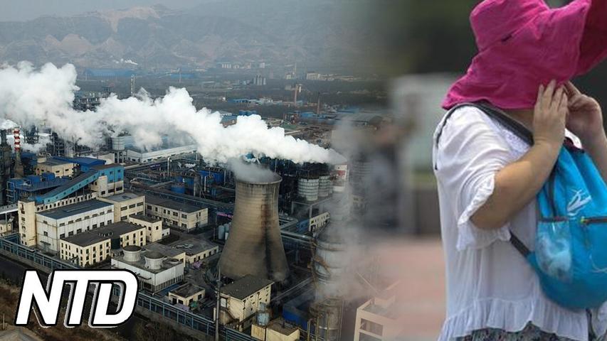 Kina ökar sin kolproduktion | NTD NYHETER