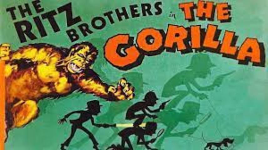 The Gorilla (1939) Ritz Brothers - Comedy, Horror Full Length Film