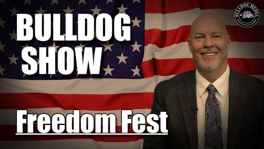 Freedom Fest Tomorrow!