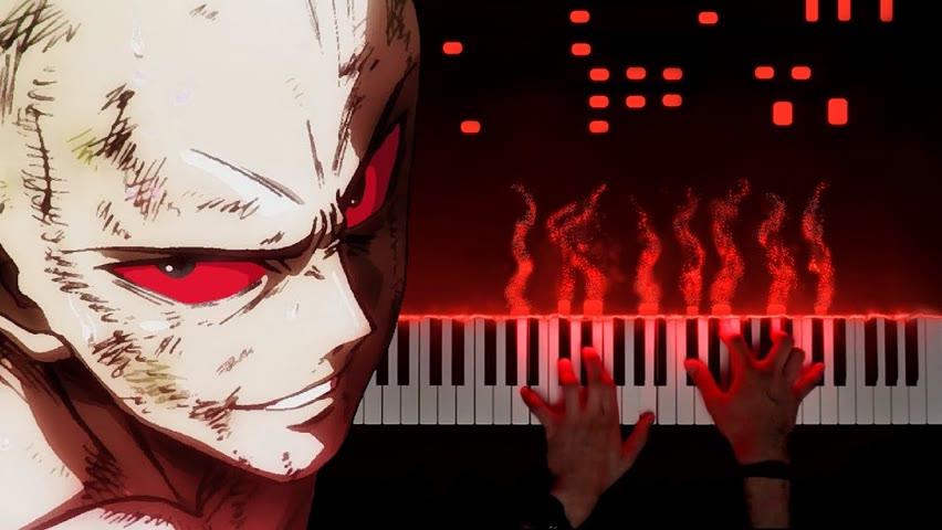 One Punch Man but it's actually dark and depressive (Saitama's Theme x THE HERO!!)