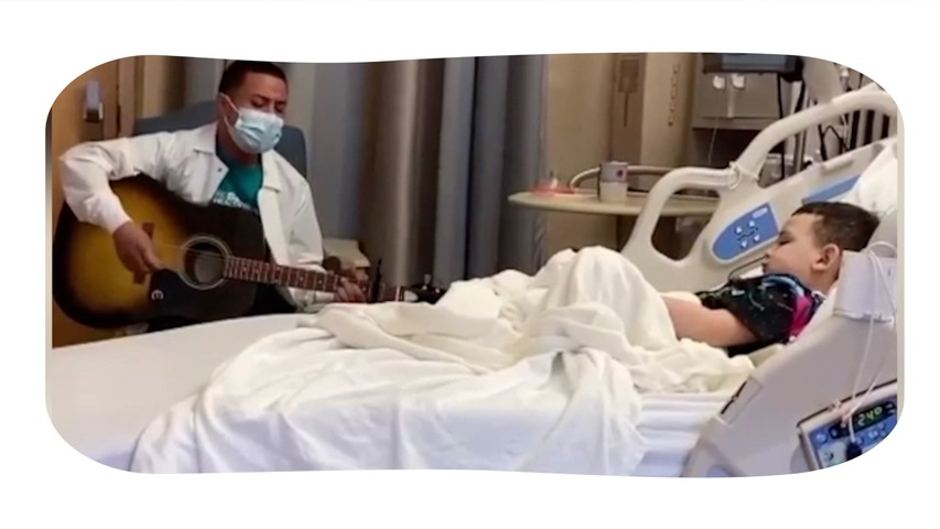 US Man Goes from Gang Member to Singing Star in Hospital