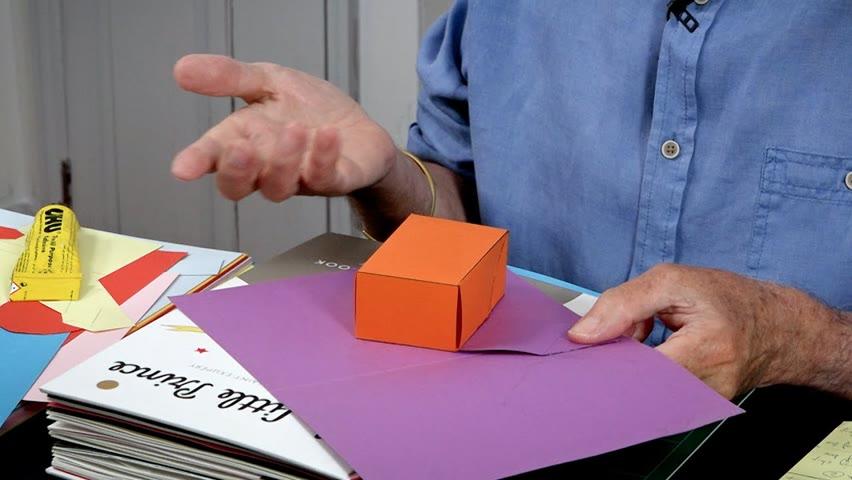 Pop-Up Tutorial 72 - Box - Type 2