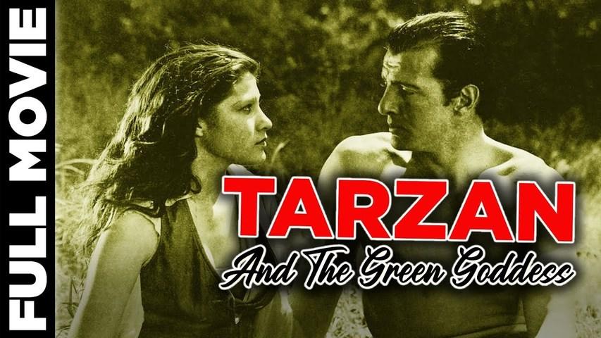 Tarzan and the Green Goddess 1938 BRUCE BENNETT