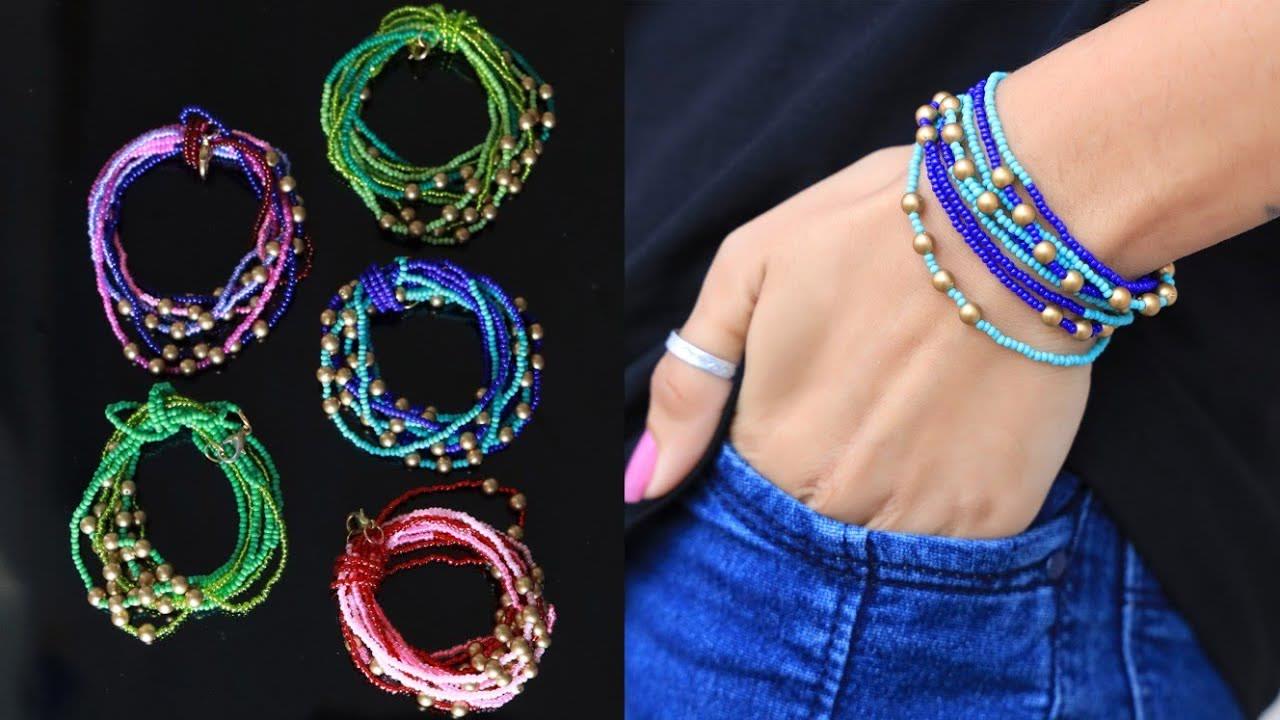 New Style 😎 DIY Friendship Bracelet 😛😎😀🤩 #shorts #raataanlambiyan