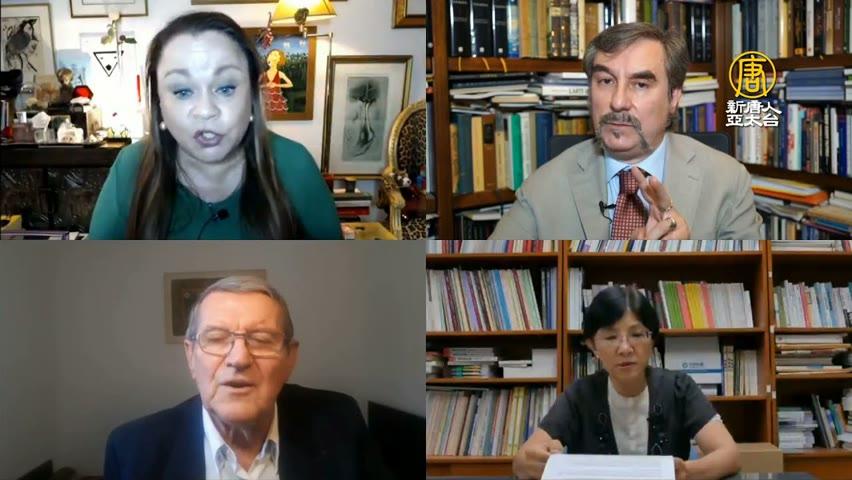 反活摘峰會 歐美亞新聞人:媒體有責揭真相止邪惡