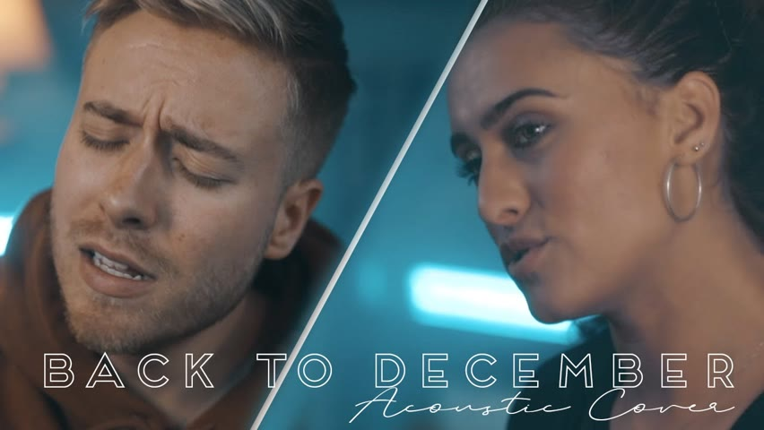 Back to December - Taylor Swift (Acoustic Cover)