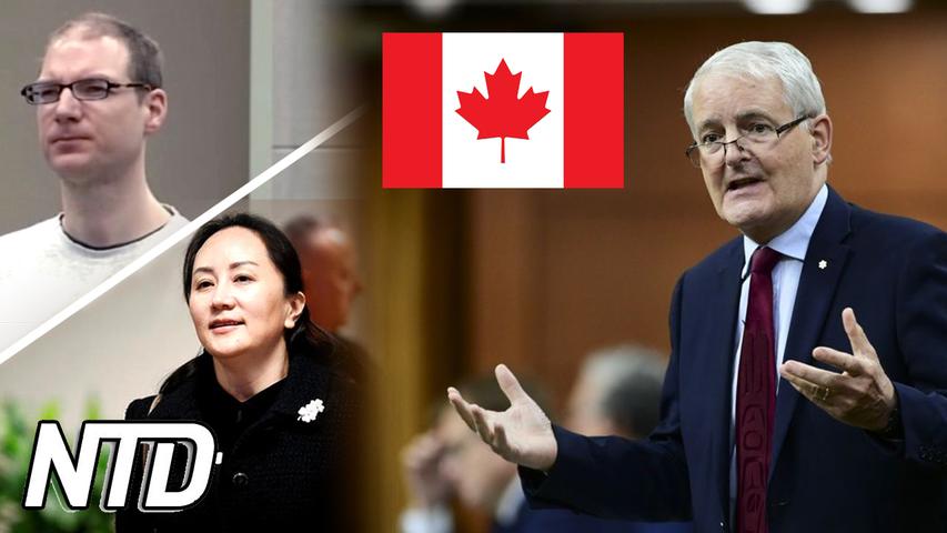 Kinas domstol fastställer kanadensarens dödsstraff | NTD NYHETER