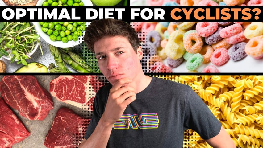 What Is the Optimal Diet for Cycling Performance? The Science