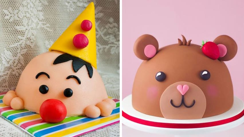 More Amazing Cakes Decorating Compilation | Most Satisfying Cake Tutorial Videos