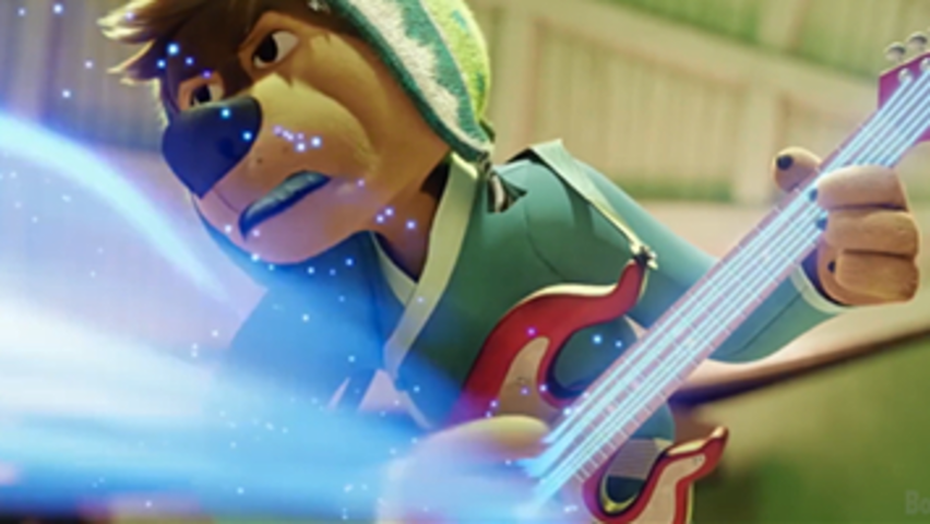 Rock Dog 2 Trailer Animation 2021 Rock Around The Park_1080p HT
