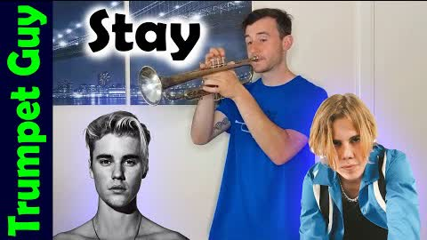 The Kid LAROI - STAY (Trumpet Cover) ft. Justin Bieber