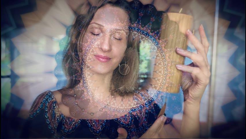 Fractal Sound Deep Healing Guided Meditation   432 Hz   Higher Consciousness     Nonduality