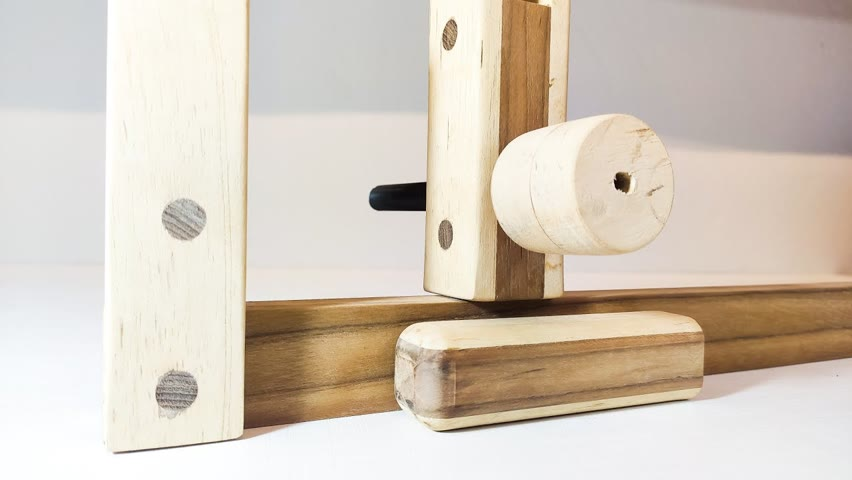 Save a lot of money with this idea – Cam Clamps / Woodworking