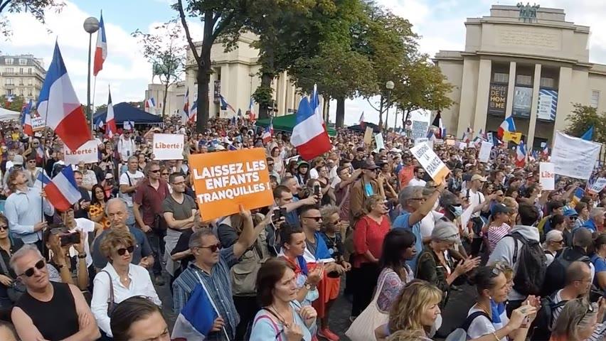 """Manifestations anti-pass : """"Non au tri du public"""""""