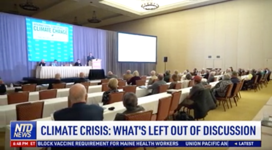 Climate Crisis: What's Left Out of Discussion