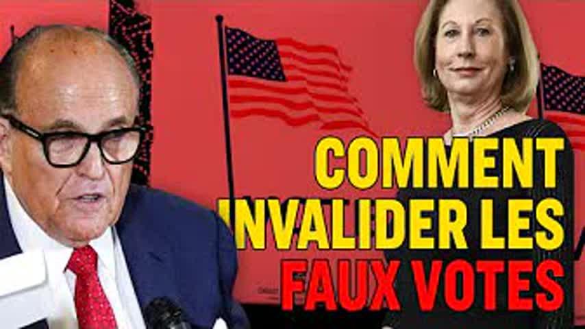 Le Président arrivera-t-il à faire invalider les certifications de votes frauduleux ?