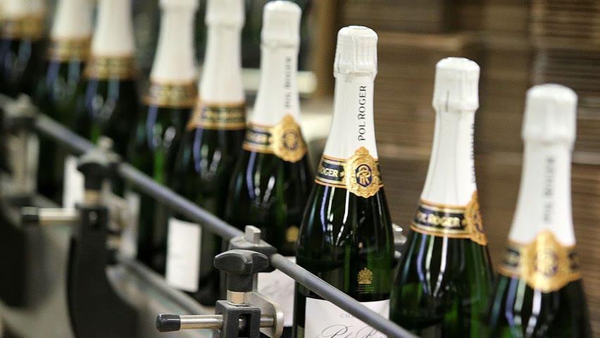Un groupe français s'offusque de la loi russe sur le champagne