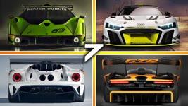 7 New Best Track Only SUPERCARS for 2020 and 2021 | Lamborghini, McLaren, Ferrari, Porsche