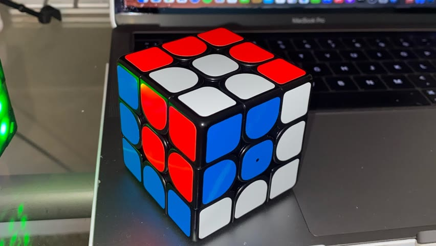 """Cube In A Cube"" Rubik's Cube Pattern Tutorial"