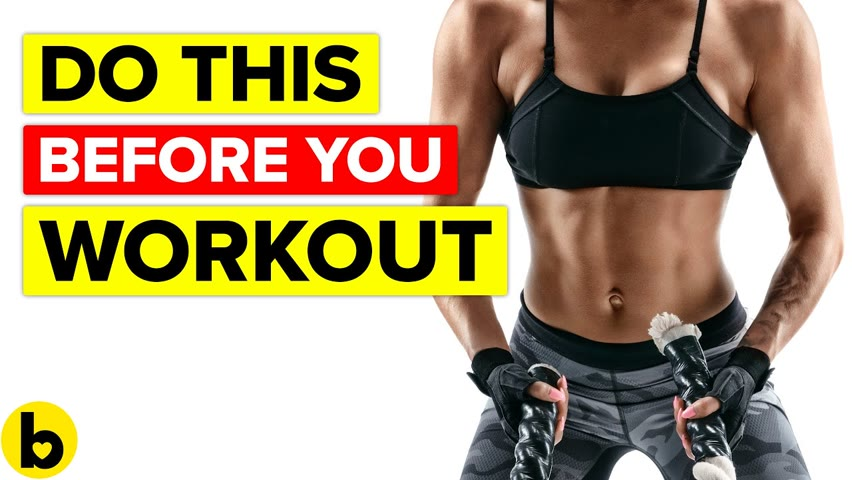 DO THIS Before You Workout! | 14 Best Warmup Exercises | 5 MIN Warm Up Routine