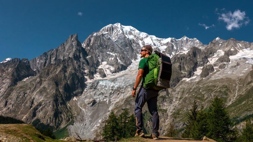 Peste 100km prin Muntii Alpi - TMB Ep 6