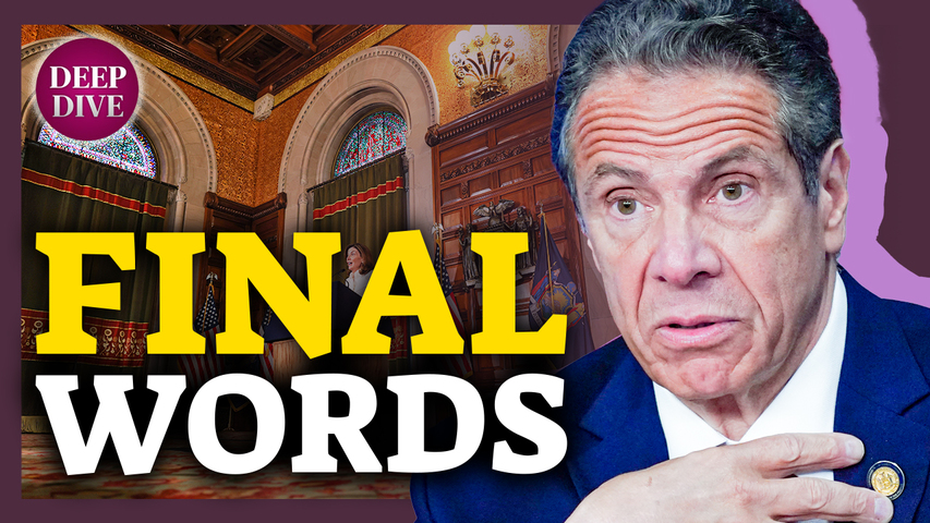 NY Gov Cuomo Gives Last Speech Before Exit, Denies Wrongdoing; 38M Records Exposed After Data Leak
