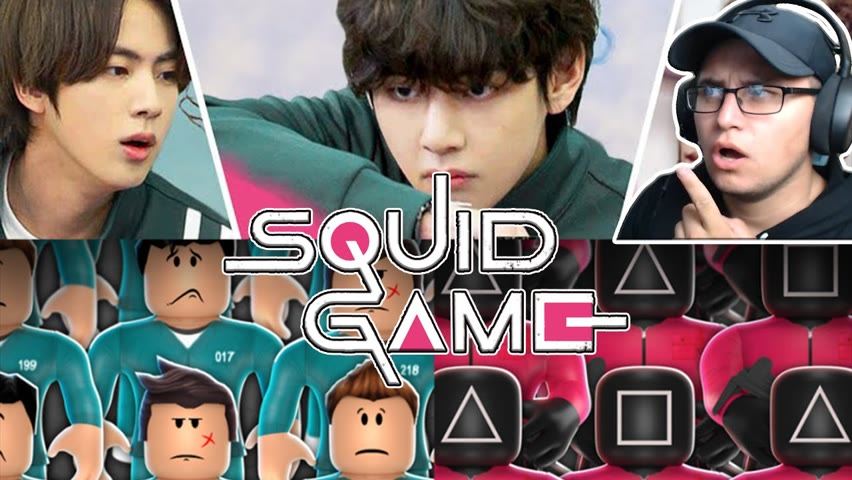 [CC SUB] I PLAYED SQUID GAME l BTS JIN AND V MAYBE SEASON 2? ROBLOX
