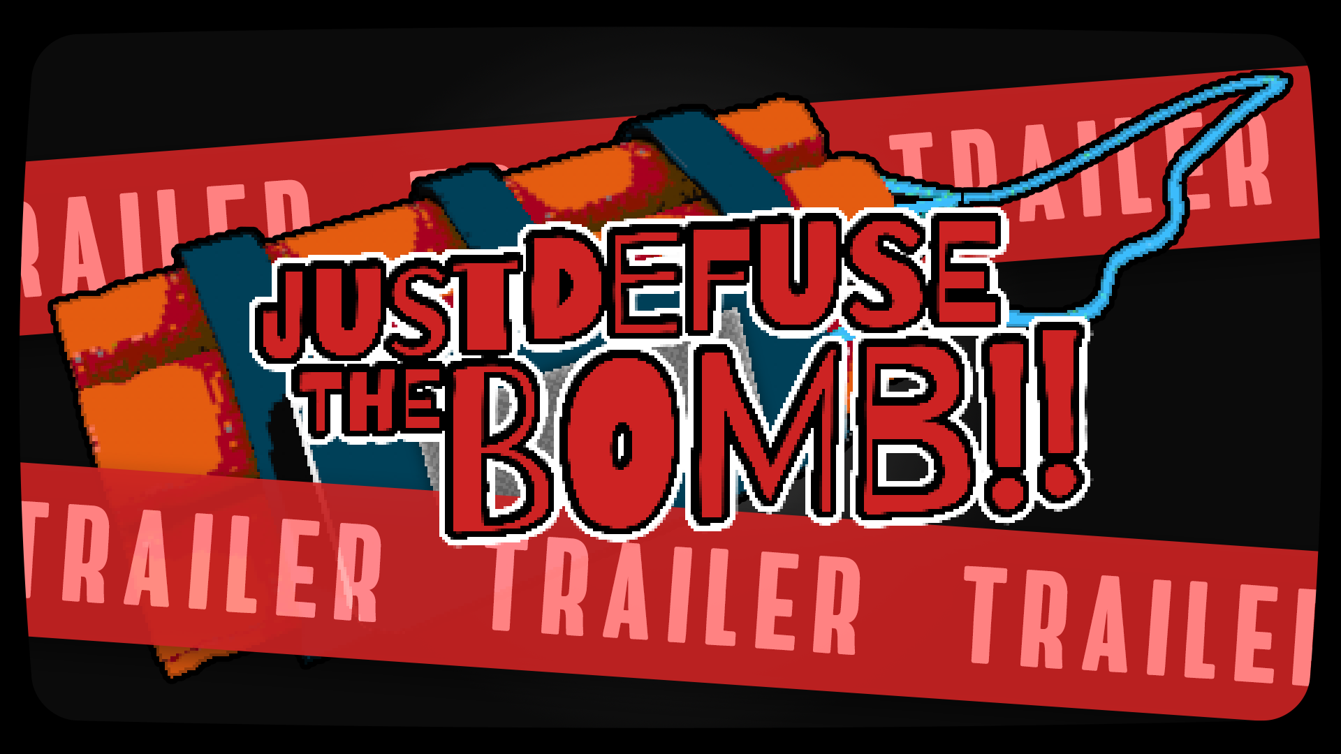 Just Defuse the Bomb!! – Game Trailer