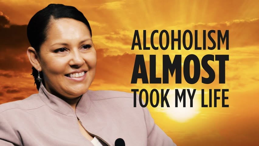How Alcoholism Almost Took Her Life, but Treatment Brought Her Back From the Edge | Yolanda Terrazas
