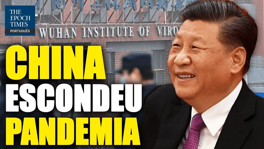 Líderes chineses estavam conscientes da Pandemia em dezembro de 2019