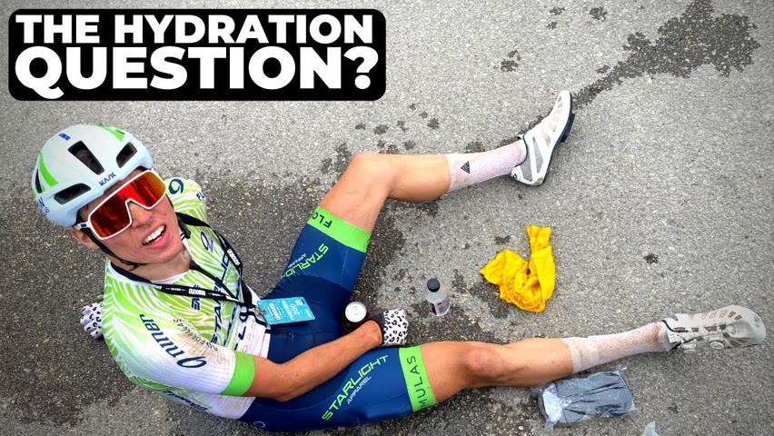 Why Scientists Can't Agree On How to Stay Hydrated During Exercise