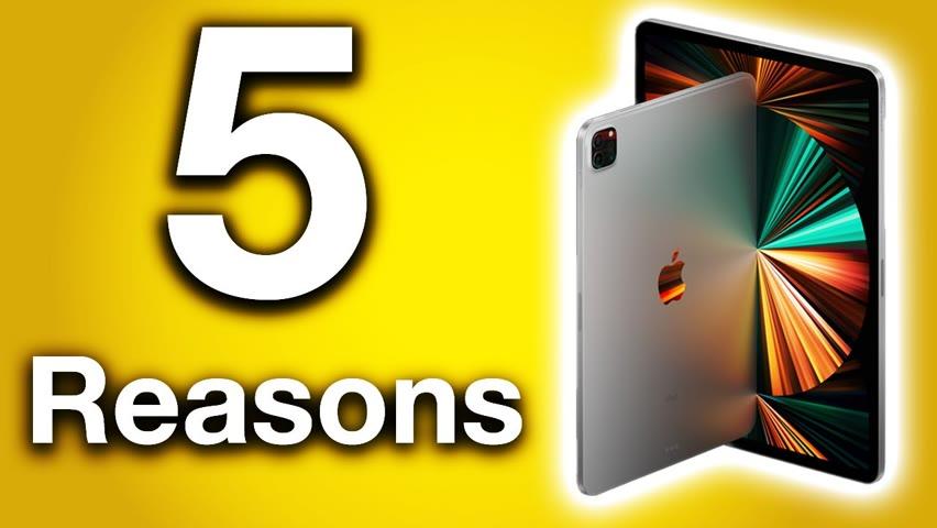 iPad Pro M1 - 5 Reasons YOU MUST BUY IT!