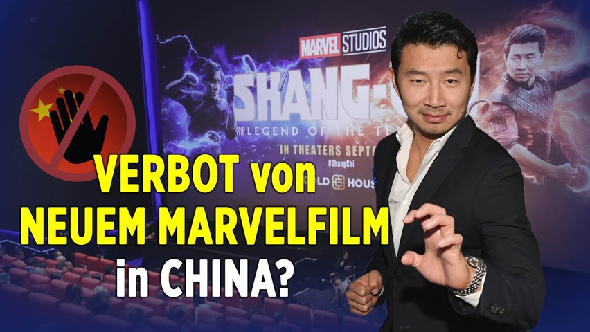 KP Chinas attackiert Marvel-Filmstar wegen Partei-Kritik