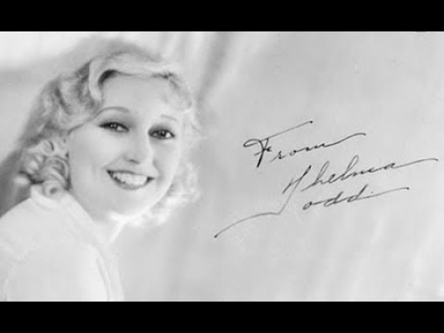 Klondike 1932 THELMA TODD