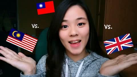 台灣大學生 vs. 英國大學生 vs. 馬來西亞大學生 | CoffeeTea&Jane