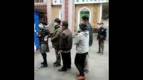 9月22日,哈尔滨疫情再次爆发,市区进行全员核酸检测。