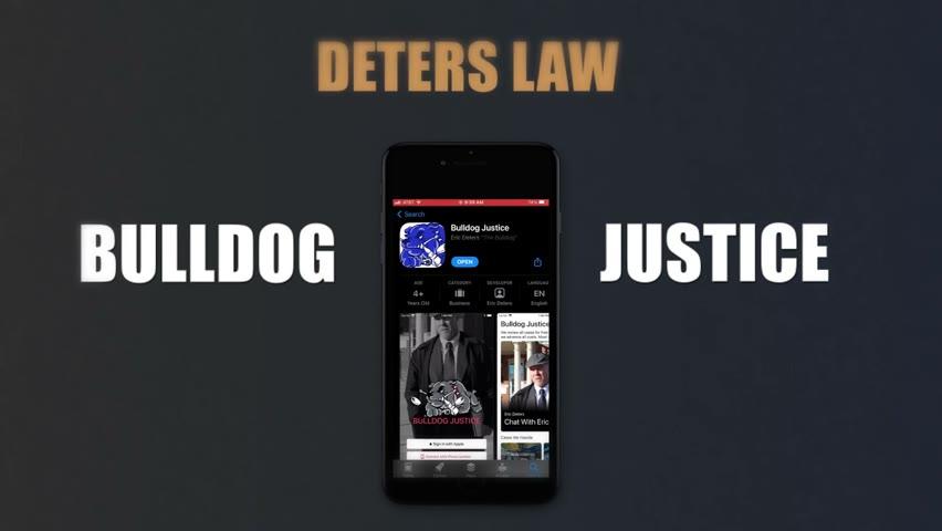 Bulldog Justice App   Deters Law